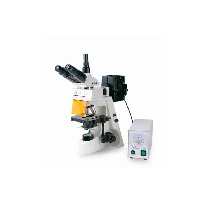 Mic. Trinocular Inmuno Fluorescencia