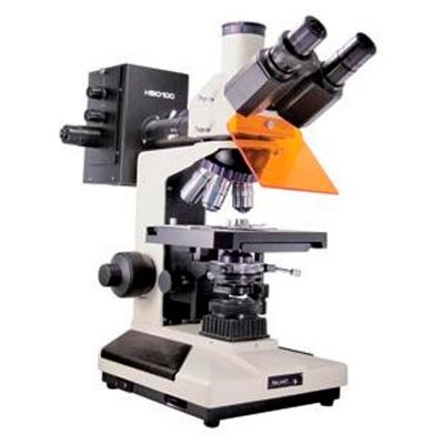 Microscopio Trinocular Para Epifluorescencia
