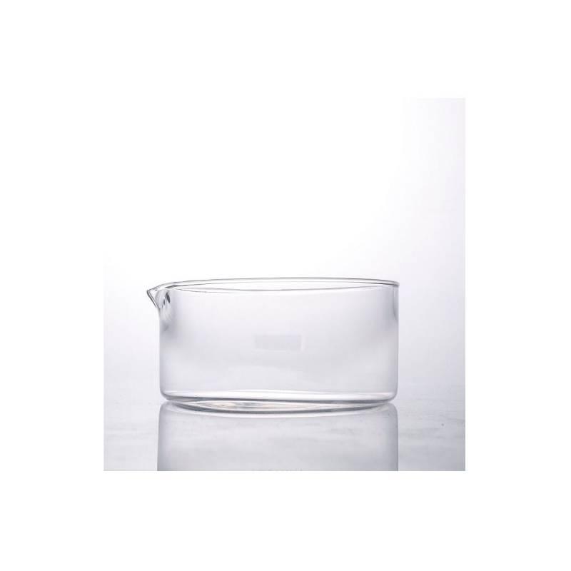 Cristalizadores de Vidrio 60x40 mm (Con Pico Vertedor)