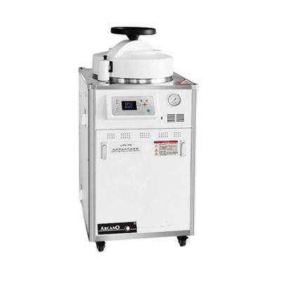 Autoclave Vertical Electrica Monocomando 75 litros Marca Arcano Modelo Ldzx-75l