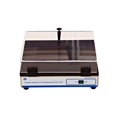 Transiluminador Modelo GL-3120 312 nm. Made in China.