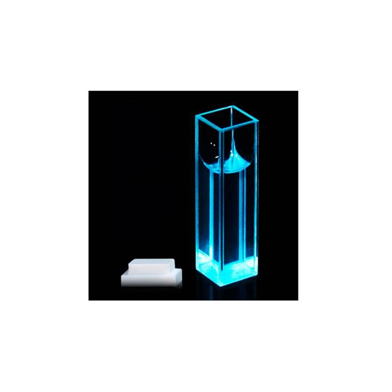 Cubeta Macro Vidrio 10x10mm Volumen 3.5ml